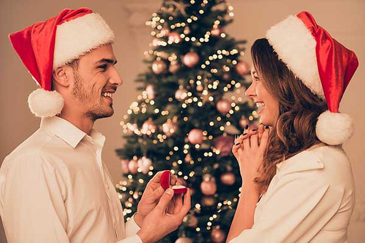 Welcome to the Start of 'Engagement Season' — the Most Romantic Time of the Year
