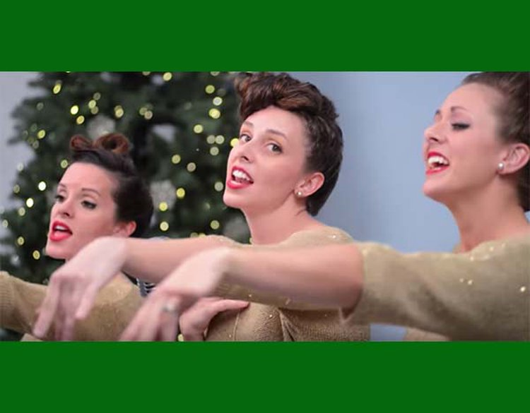 Music Friday: The Crofts Sisters Yearn for an Engagement Ring in 'Merry Christmas, Marry Me'
