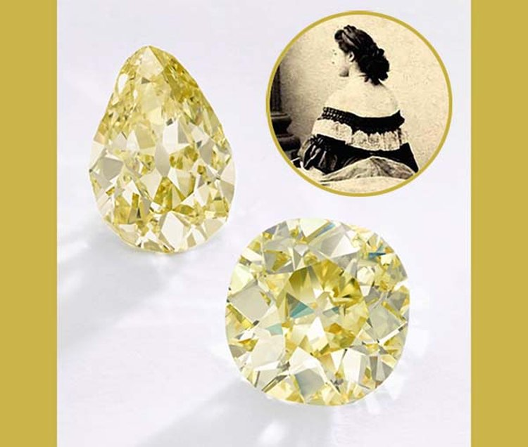 Historic Donnersmarck Diamonds Expected to Fetch Up to $13.7 Million at Sotheby's Geneva
