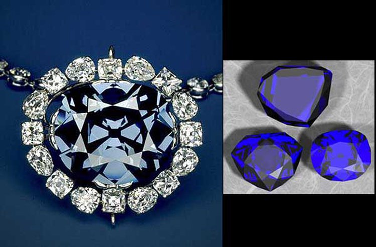 Smithsonian Celebrates Special Anniversary by Revealing Replicas of the Hope Diamond's Ancestors