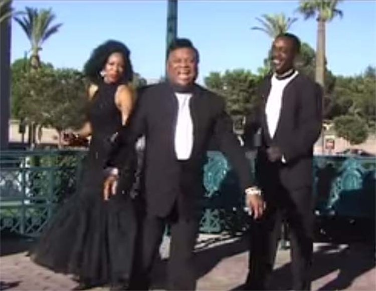 Music Friday: Sonny Turner of The Platters Sings, 'With This Ring I Promise I'll Always Love You'