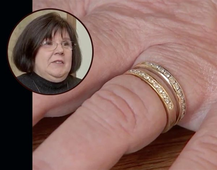 Christmas Miracle: Anniversary Ring Rescued and Returned After 9 Years in Sewer Line