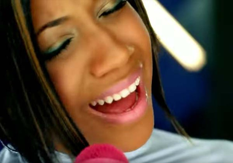 Music Friday: 'Star Search' Junior Champ Tiffany Evans Sings, 'I'll Rock Your Promise Ring'