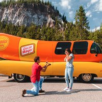 Now You Can Make the 27-Foot-Long Wienermobile Part of Your Epic Marriage Proposal